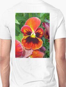 Sunset Pansy T-Shirt