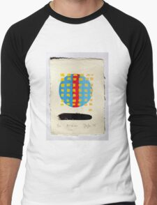 Receiver. (Screen Print - 2015) Men's Baseball ¾ T-Shirt