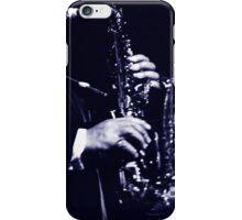 Big Band Sax iPhone Case/Skin