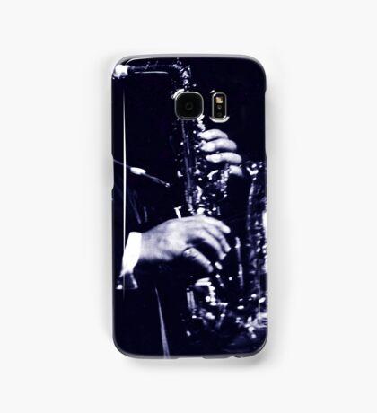 Big Band Sax Samsung Galaxy Case/Skin
