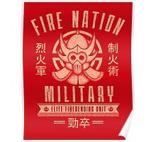 Fire is Fierce Poster