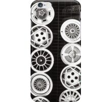 Hubcaps iPhone Case/Skin