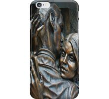 Distracted iPhone Case/Skin