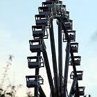 ferris wheel by Teka77