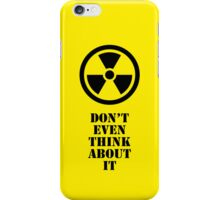 Theft-Proof iPhone Case/Skin