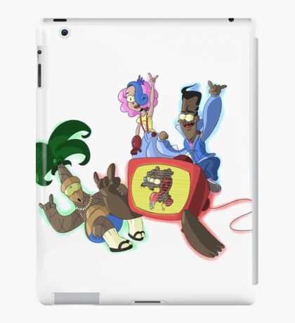 The Music Lords iPad Case/Skin