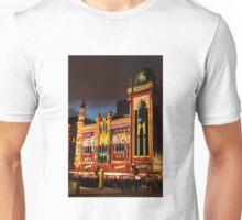 0343 Melbourne - White Night 3 Unisex T-Shirt