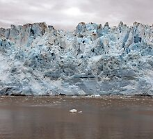 Hubbard Glacier - Alaska by kathycee