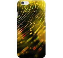 Golden Web iPhone case iPhone Case/Skin