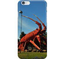 Big Lobster - Kingston S.E. iPhone Case/Skin