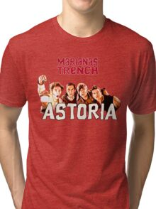 Marianas Trench - Astoria Tri-blend T-Shirt