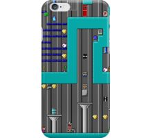 Crystal Caves Giant Hammers Level iPhone Case/Skin