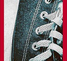 shoe by DARREL NEAVES