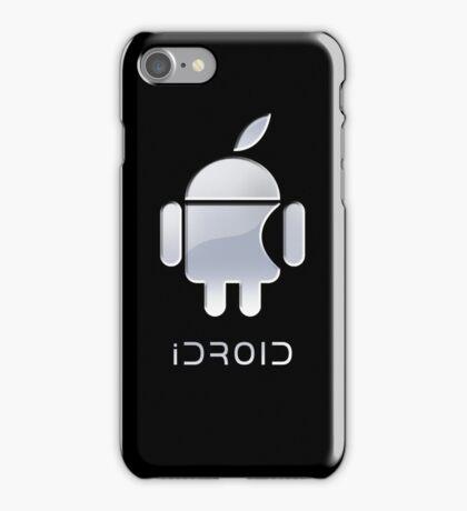 iDroid(text) iPhone Case/Skin