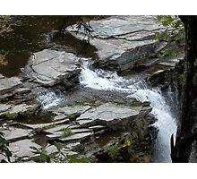wonderful waterfall Photographic Print