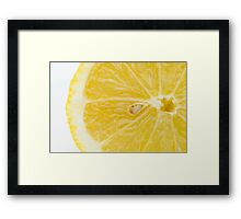 In Celebration of Shrove Tuesday Framed Print