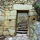 Images Of Peru - Machu Picchu 2 by Rebel Kreklow