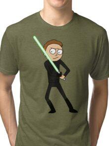 Morty Skywalker Tri-blend T-Shirt
