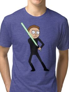 Morty Skywalker Tri-blend T-Shirt