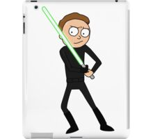 Morty Skywalker iPad Case/Skin