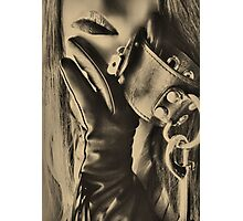 Handcuffs @ Dawn Photographic Print