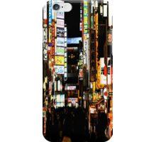 Shinjuku-新宿区 (iPhone case) iPhone Case/Skin
