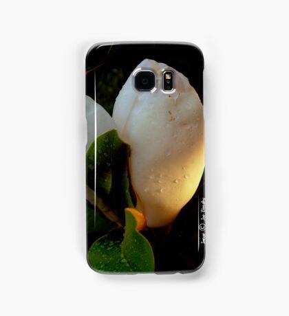 Magnolia Sunrise Samsung Galaxy Case/Skin