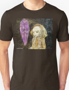 The Dark Crystal - Kira Water Color + Mixed Media Unisex T-Shirt