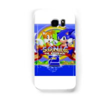 Sonic 2 Samsung Galaxy Case/Skin