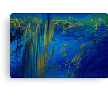 All That Glitters Is Gold Canvas Print