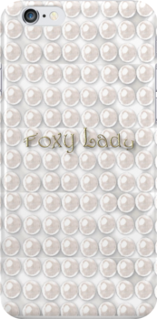 Foxy Lady (iPhone Case) by judygal