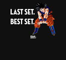 Goku: Last Set. Best Set. T-Shirt
