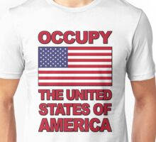 Occupy The United States of America Unisex T-Shirt