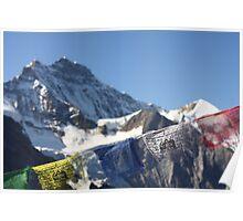 Jungfrau Poster