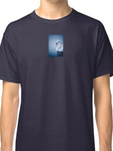 Early Morning Swan Classic T-Shirt