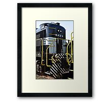 Engine 8223 Framed Print