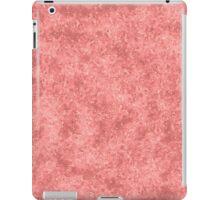 Textured Red iPad Case/Skin