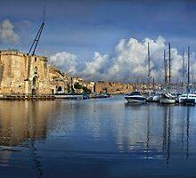 Macina -- Senglea Malta by Edwin  Catania