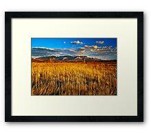 Rila mountain, Bulgaria Framed Print