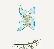 Tinkerbell Costume iPhone Case by Wfam21