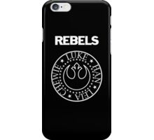 I Wanna Be a Rebel iPhone Case/Skin