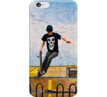 Leap from the grunge  [iPhone Case] iPhone Case/Skin