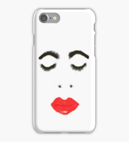 Scribbler Face  [iPhone Case] iPhone Case/Skin