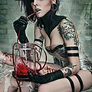 Utenomjordisk blodsugerens by Nicole Valentine