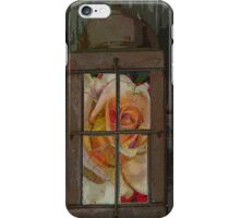 The rose lamp iPhone Case/Skin