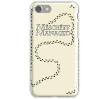Mischief Managed iPhone Case iPhone Case/Skin