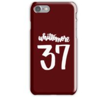 Jackson Whittemore Lacrosse Number - Teen Wolf  iPhone Case/Skin