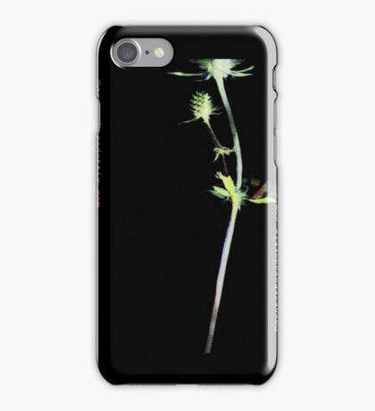 Tistele  iPhone Case/Skin
