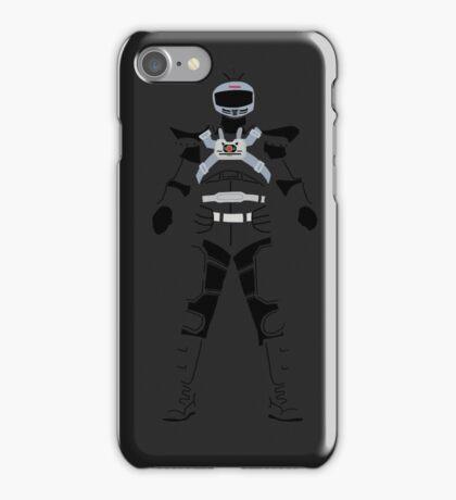 Power Rangers Turbo Phantom Ranger iPhone Case iPhone Case/Skin