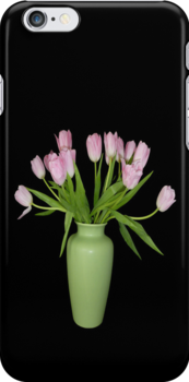 Say it with Flowers  [iPhone Case] by dunawori